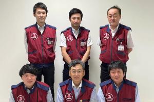 一貫生産体制の鈴木担当者の画像