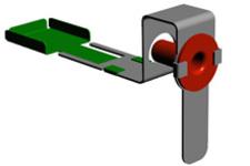 プレス金型を使った自動組立装置で組立コストを低減。卓越した金型技術で部品加工から組立まで1つの金型で実現する。
