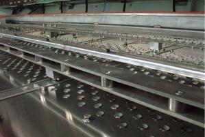 Adoption of Titanium Conveyor Rails