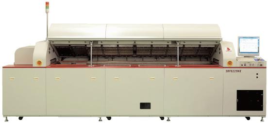 Lead-Free N2 Reflow Oven SRF8225N II